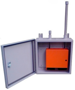 NEMA 4X Wireless<br>Repeater Enclosures